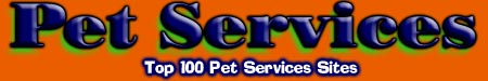 Pet Services Top 100 Sites